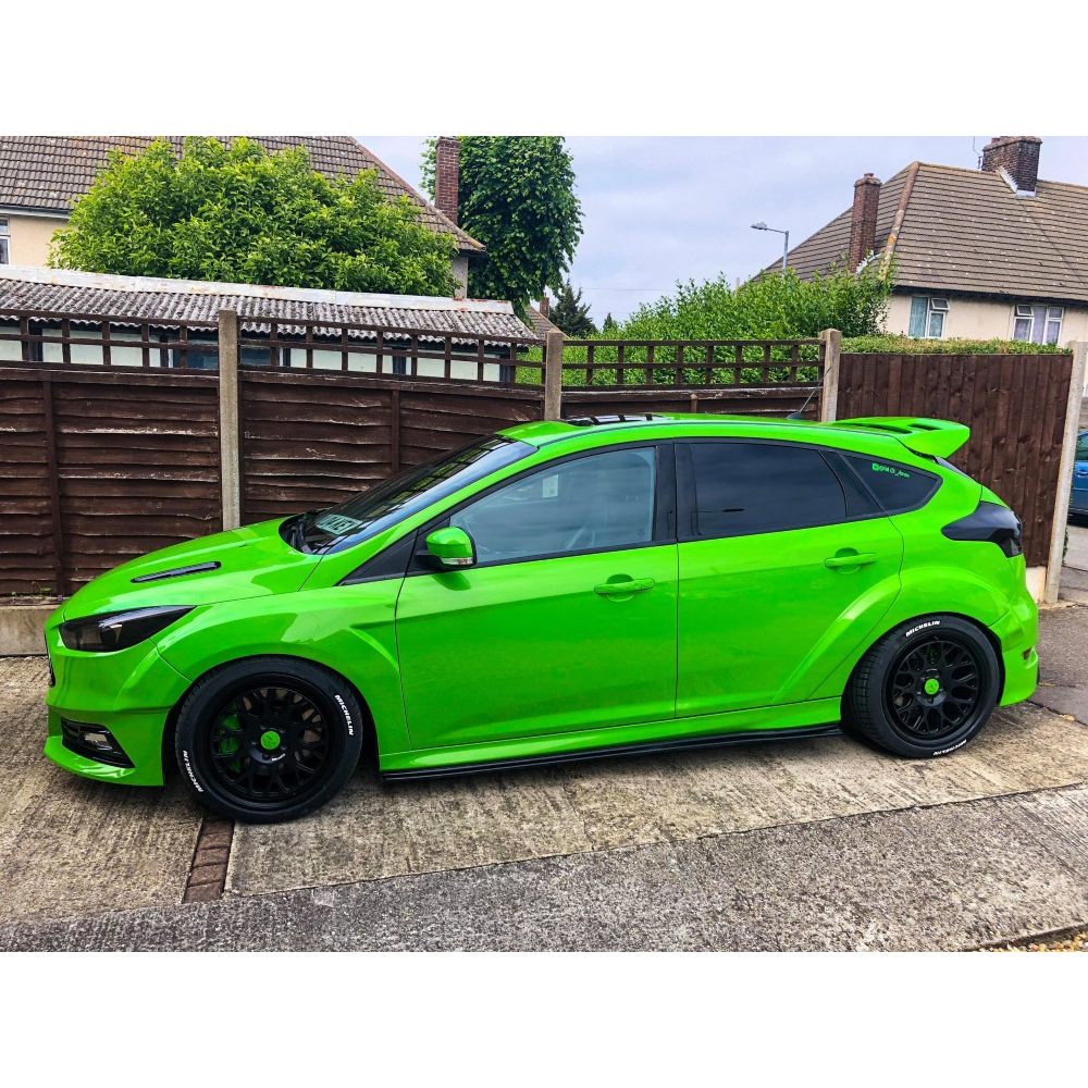 GREEN FOCUS MK2 ST /& RS race tow strap KIT