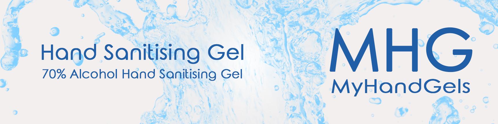 Hand Sanitising Gels